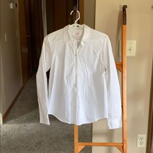 Basic White Dress Shirt